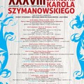 Obejrzyj galerię: 38. Dni muzyki Karola Szymanowskiego