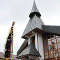 Obejrzyj galerię: Niedziela Palmowa w kościele Św. Teresy od Dzieciątka Jezus