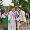 Obejrzyj galerię: Tradycyjne wesele góralskie