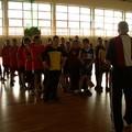Obejrzyj galerię: Igrzyska Ośrodka Sportowego Nowy Targ w mini piłce ręcznej chłopców