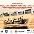 Obejrzyj galerię: Galicyjska kolej żelazna Nowy Targ – Sucha Góra