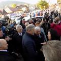 Obejrzyj galerię: Jarosław Kaczyński w Krościenku