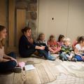 Obejrzyj galerię: ARTYSTYCZNA EUFORIA-warsztaty kulturalno-artystyczne dla dzieci
