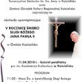 Obejrzyj galerię: V Rocznica Śmierci Sługi Bożego Jana Pawła II