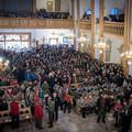 Obejrzyj galerię: Betlejemskie Światło Pokoju dotarło do Polski