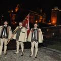Obejrzyj galerię: Delegacja z Podhala złożyła hołd Prezydentowi