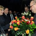Obejrzyj galerię: Prezydent Andrzej Duda na Dudaskim Tłustym Czwartku
