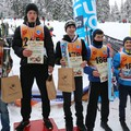 Obejrzyj galerię: Mistrzostwa Powiatu Nowotarskiego w biegach narciarskich