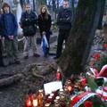 Obejrzyj galerię: Spotkanie pod Krzyżem Katyńskim