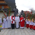 Obejrzyj galerię: Niedziela Palmowa w parafii, w Poroninie