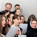Obejrzyj galerię: Liturgia Wielkiego Piątku na Krzeptówkach