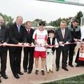 Obejrzyj galerię: Otwarcie boiska sportowego Orlik 2012