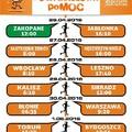 Obejrzyj galerię: Pomarańczowa poMOC rusza w Polskę