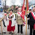 Obejrzyj galerię: Obchody 225 rocznicy uchwalenia Konstytucji 3-go Maja