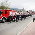 Obejrzyj galerię: Święto Strażaków na Krzeptówkach