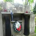 Obejrzyj galerię: Delegacja Stowarzyszenia Absolwentów LO im.O.Balzera przy grobie patrona szkoły.