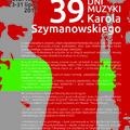 Obejrzyj galerię: 39. DNI MUZYKI Karola Szymanowskiego