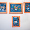 Obejrzyj galerię: Wernisaż Marii Gładczan w Galerii pod Papugami