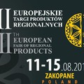 Obejrzyj galerię: VII Europejskie Targi Produktów Regionalnych