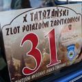 Obejrzyj galerię: X Tatrzański Zlot Pojazdów Zabytkowych