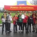 Obejrzyj galerię: Mistrzostwa Ośrodka Sportowego Nowy Targ w czwórboju lekkoatletycznym