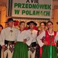 """Obejrzyj galerię: XVIII Przednówek w Polanach - występ zespołu """"Polaniorze"""""""