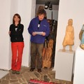 Obejrzyj galerię: Laureaci rzeszowskiego X Biennale Rzeźby Nieprofesjonalnej w Galerii Antoniego Rząsy
