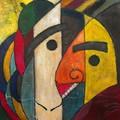 Obejrzyj galerię: Wernisaż wystawy malarstwa Magdaleny Rysuli