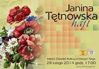 "Janina Tętnowska - ""Haft"""
