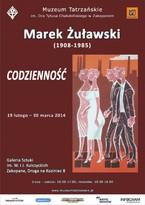 Wystawa prac Marka Żuławskiego
