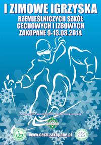 I Zimowe Igrzyska Szkół Rzemieślniczych w Zakopanem