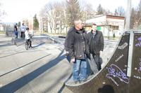 Skate-park otwarty po zimowej przerwie