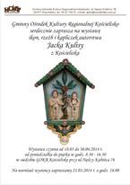 Wystawa ikon, rzeźb i kapliczek