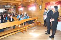 Nowotarskie hokeistki integrowały się ze Słowaczkami