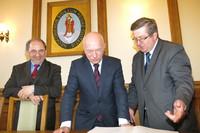 Zbigniew Ćwiąkalski w Nowym Targu