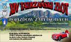 XIV Tatrzański Zlot Pojazdów Zabytkowych