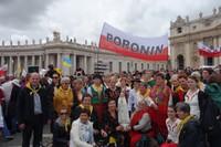 Podhalanie w Watykanie