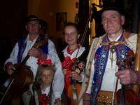 Koncert w Krościenku z okazji kanonizacji Jana Pawła II