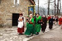 Uroczystości rezurekcyjne w Starym Kościele