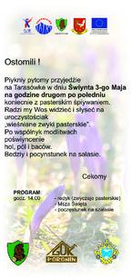XXXIV Święto Bacowskie