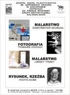 Finisaż wystawy Grupy Artystycznej AALTANA NOVA