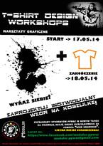 A może nowotarski Banksy? Czyli T-shirt Design Workshop Grupy Modulor