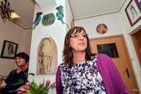 Rysunek i ceramika Lidii Rosińskiej w Galerii Pod Papugami