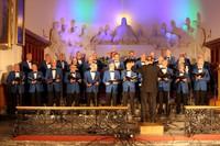 Chóry miast partnerskich zaśpiewały razem