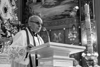 Ks. prałat Tadeusz Juchas . Święto Bacowskie. Poniedziałek Wielkanocny 21 kwietnia 2014r