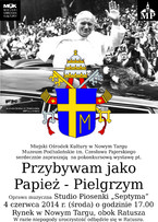 Przybywam jako Papież - Pielgrzym
