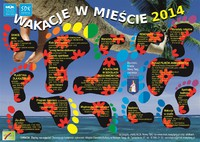 Wakacje w Mieście 2014