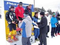 Licealiada Powiatu Nowotarskiego w narciarstwie alpejskim