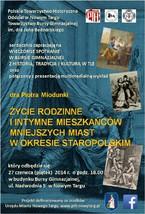 Wykład dr Piotr Miodunka