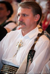 Gratulacje dla Andrzeja Skupnia
